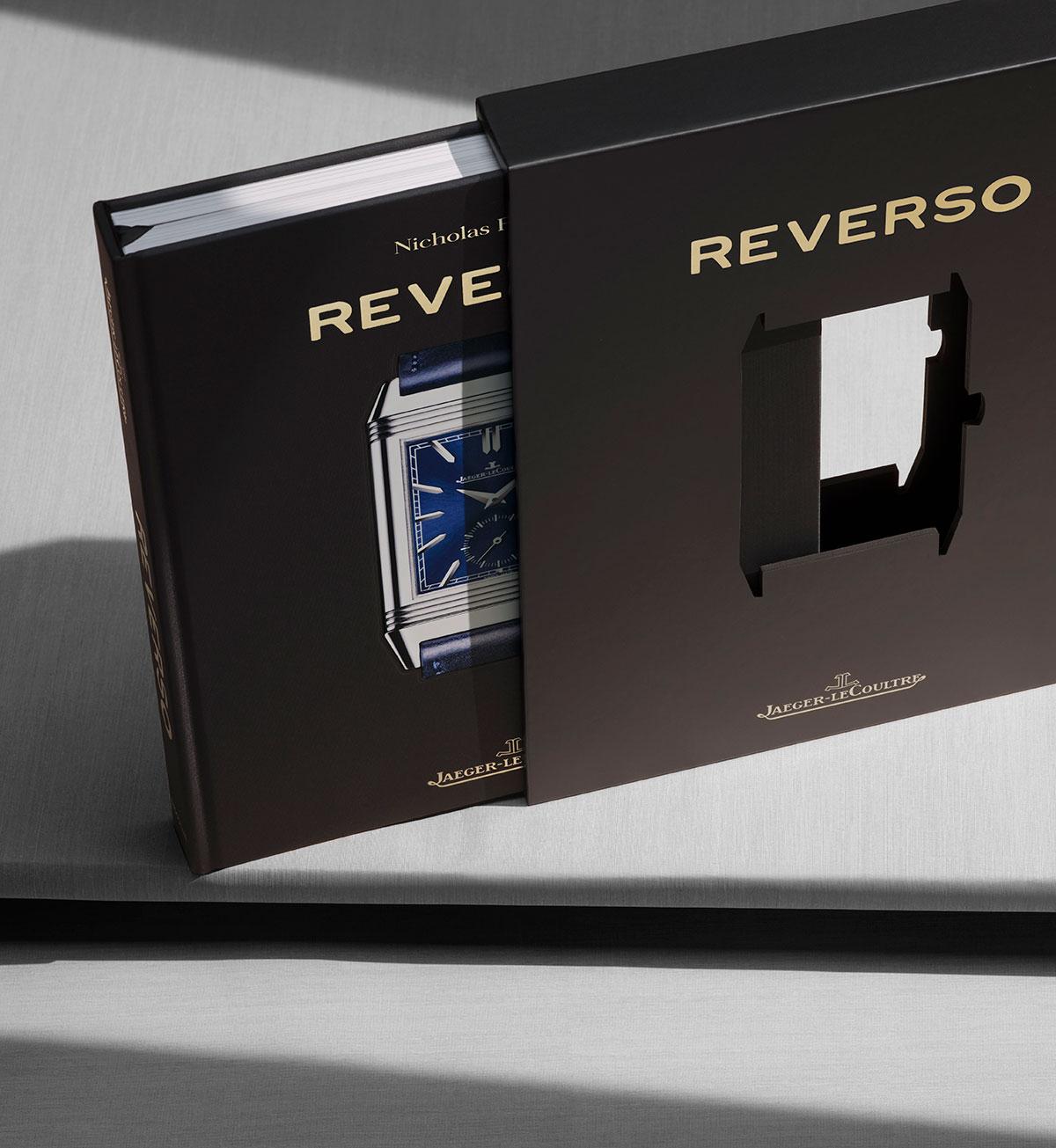 """Libro Jaeger-LeCoultre """"Reverso"""""""