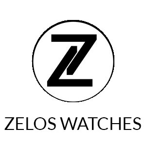 Logotipo Zelos Watches