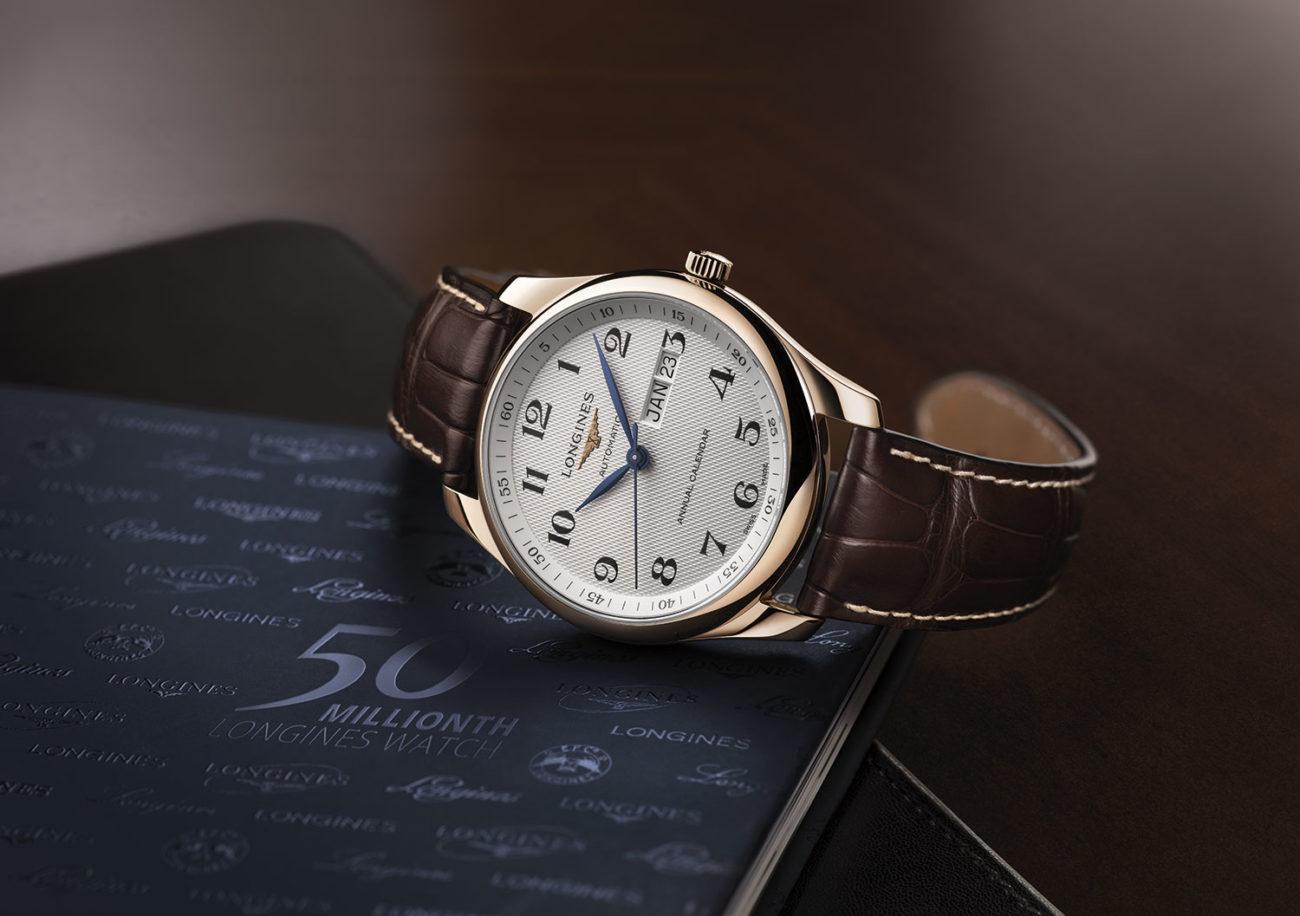 Longines 50 Millionth Watch