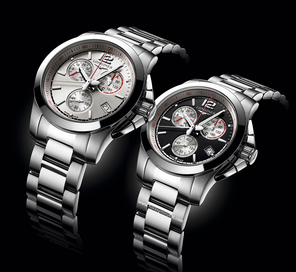 Longines-Equestrian-Collection-Conquest-Jumping-Horasyminutos