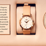 Tres exclusivos Longines Flagship Heritage by Kate Winslet, a subasta