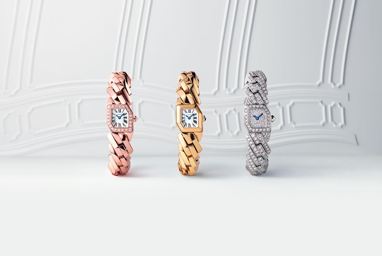 Los tres oros del Maillon de Cartier