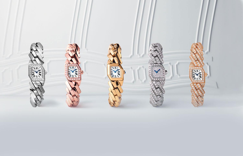 La colección Maillon de Cartier
