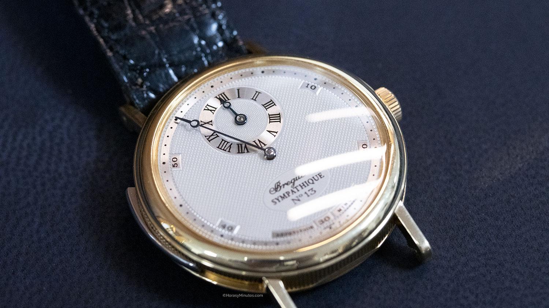 reloj de pulsera sympathique