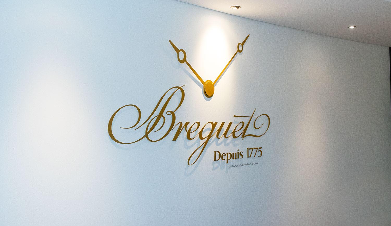 Recepción de la manufactura Breguet