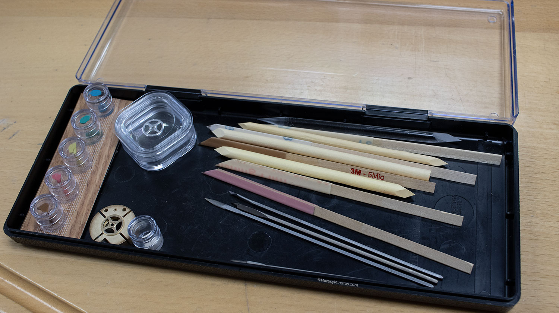 herramientas para el anglage