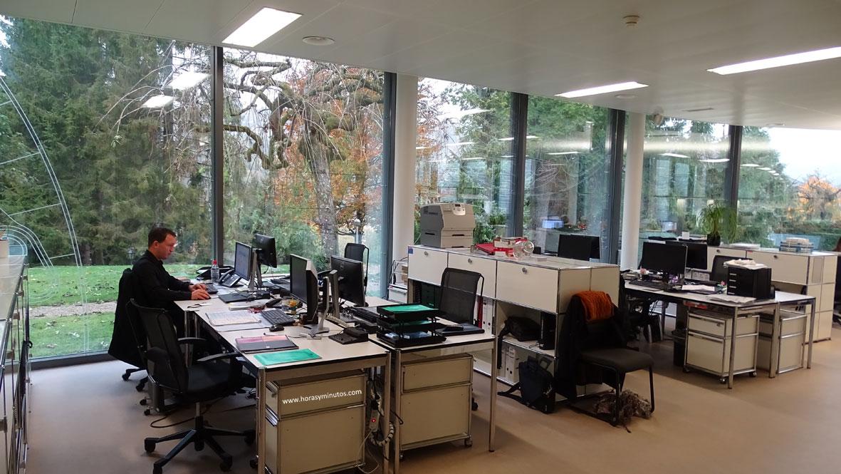 Manufactura Montblanc Centro de Producción 1