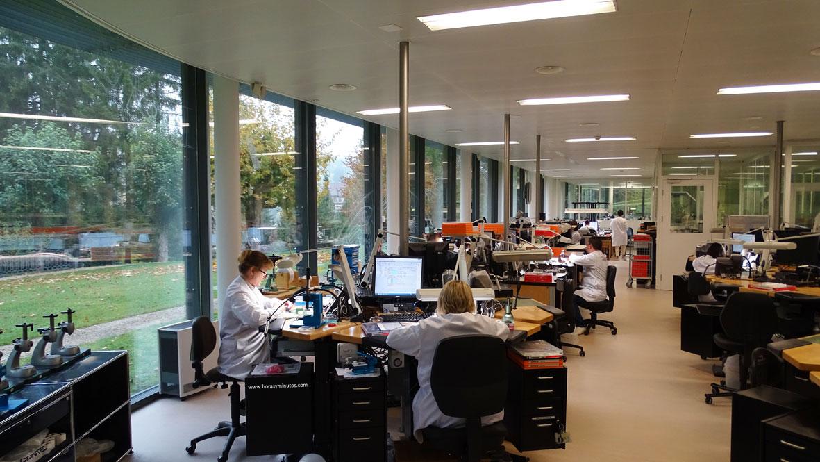 Manufactura Montblanc - Centro de Producción