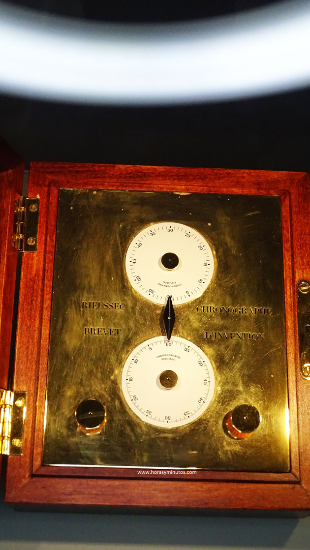 Manufactura-Montblanc Nicolas Rieussec Chronograph chronograph