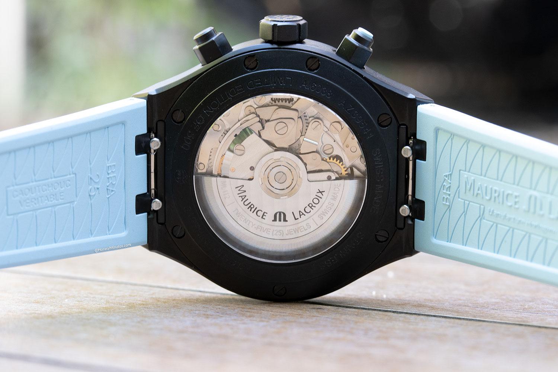 Calibre del Maurice Lacroix Aikon Automatic Chronograph Sprint