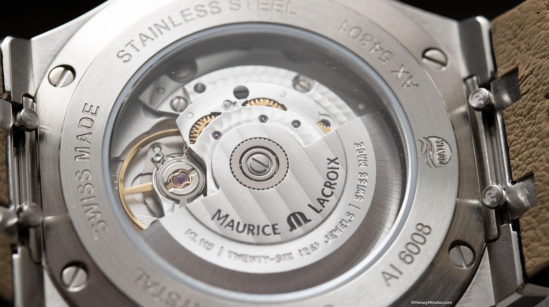 Calibre del Maurice Lacroix Aikon Automatic