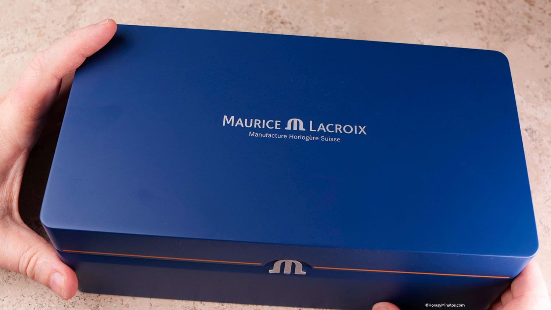Caja del Maurice Lacroix Aikon Venturer