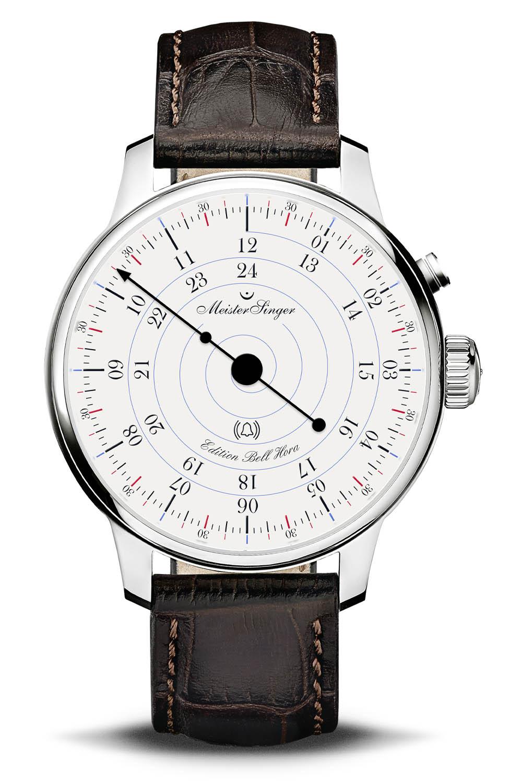 MeisterSinger Bell Hora Anniversary Edition