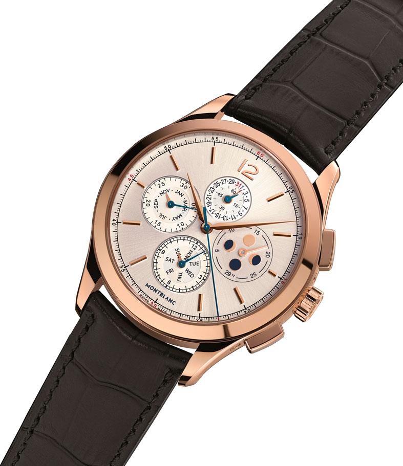 Montblanc Heritage Chronométrie Chronograph Quantième Annuel perfil