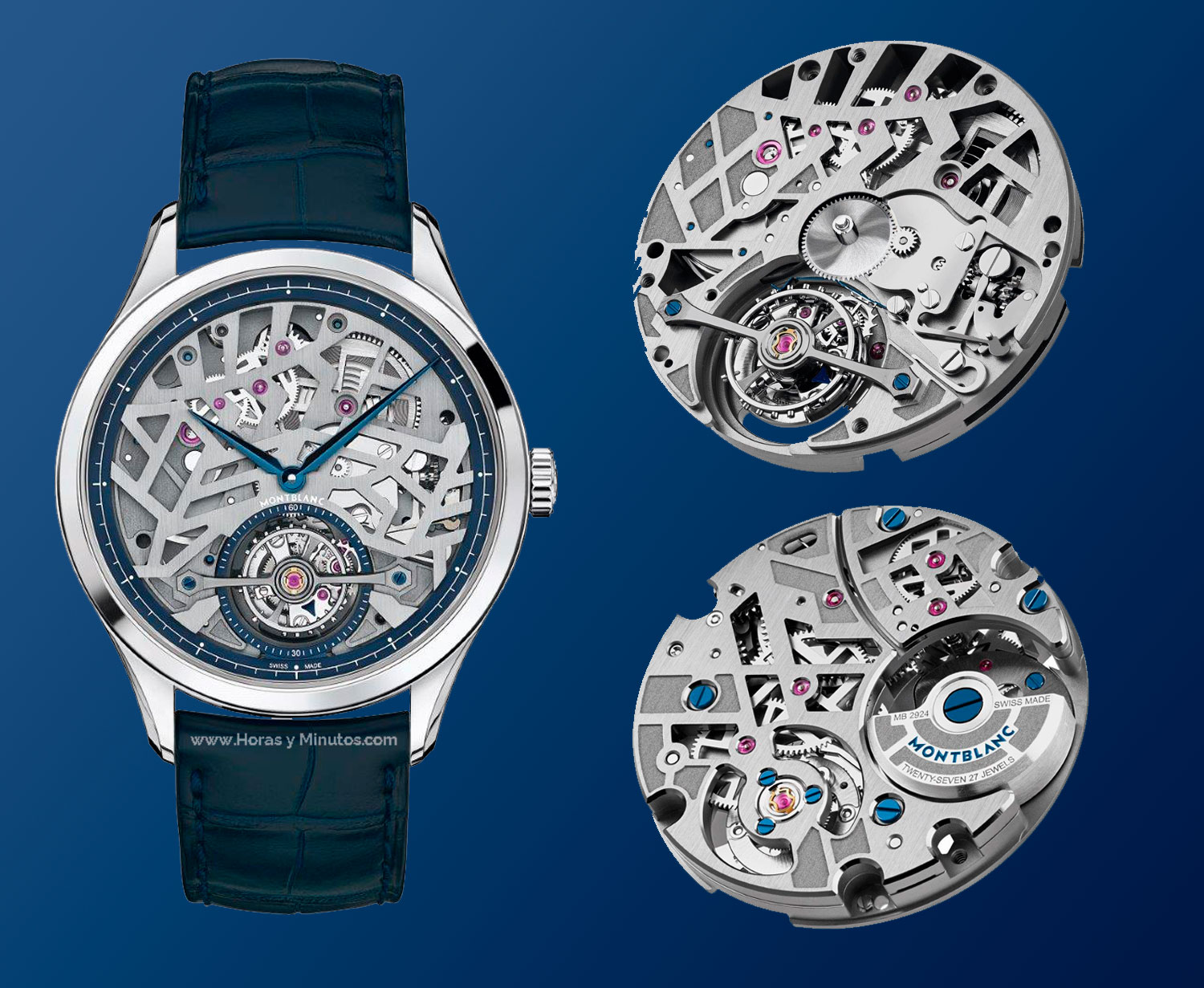 Montblanc Heritage Chronométrie Collection 2018