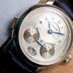 En la muñeca: Montblanc Star Legacy Chronograph Rieussec