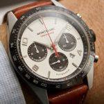 En la muñeca: nuevo Montblanc TimeWalker Manufacture Chronograph