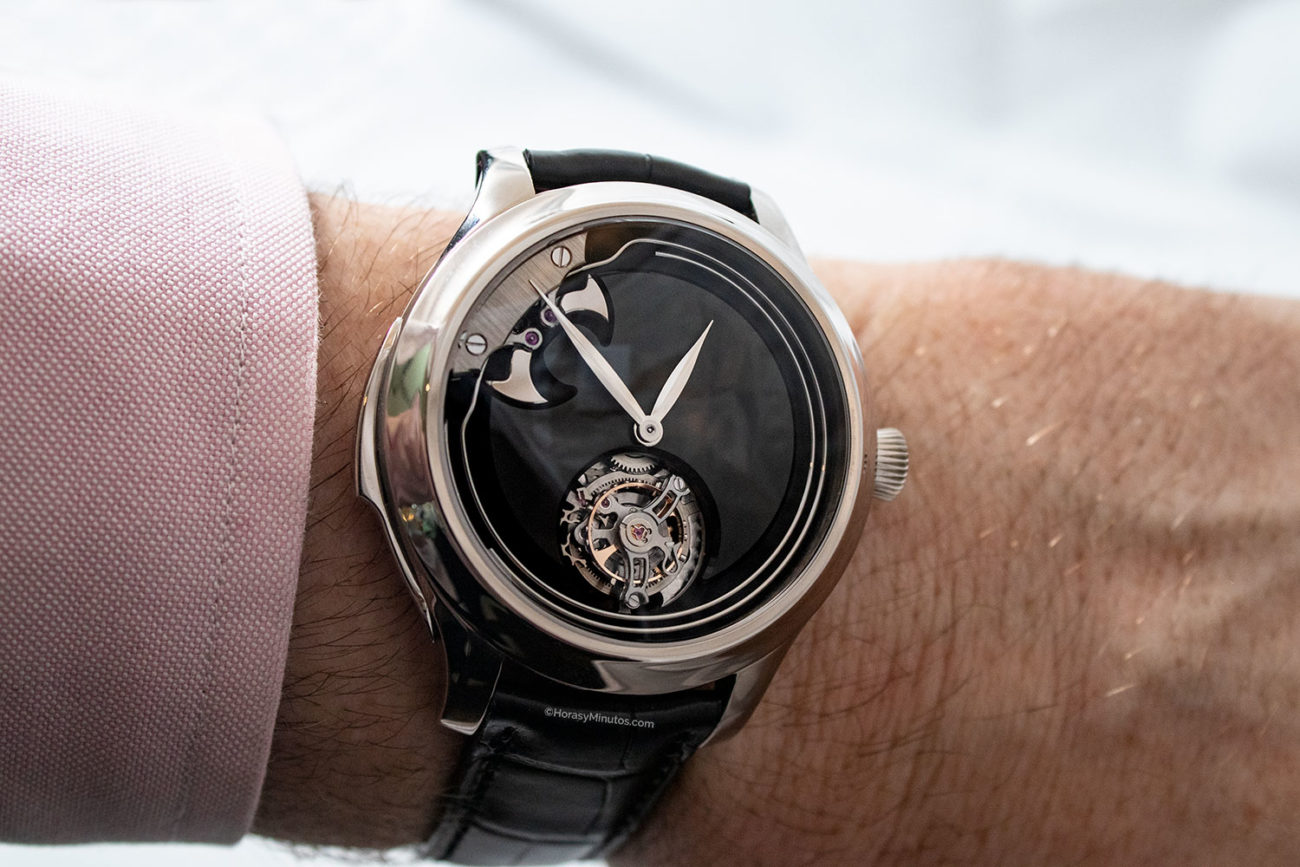 Moser Endeavour Concept Tourbillon Minute Repeater