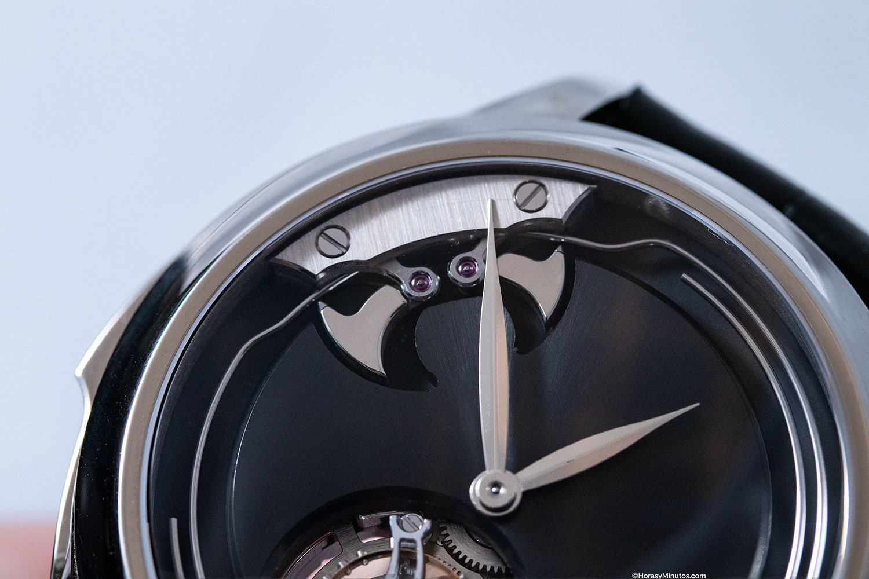 Moser Endeavour Concept Tourbillon Minute Repeater