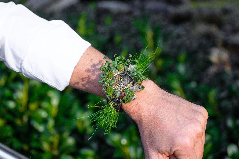 Moser Natural Watch