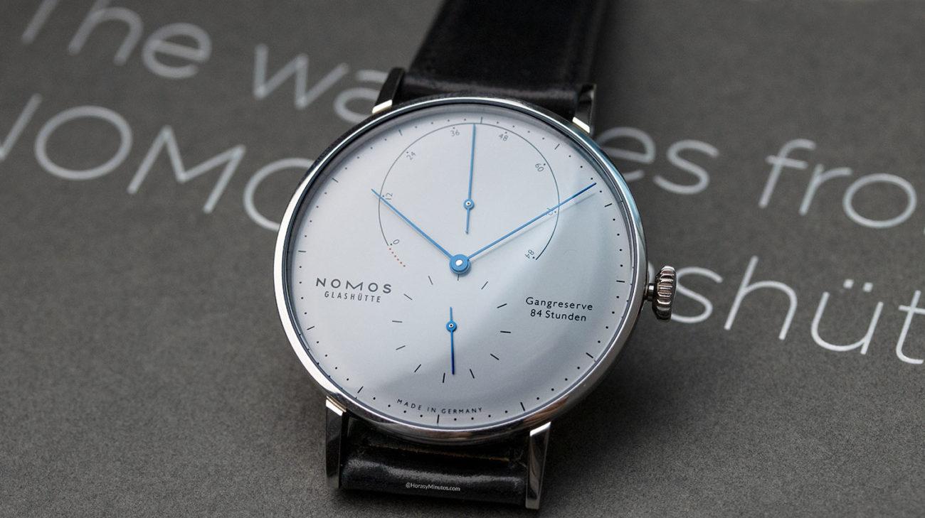 Nomos Lambda 175 Years Watchmaking