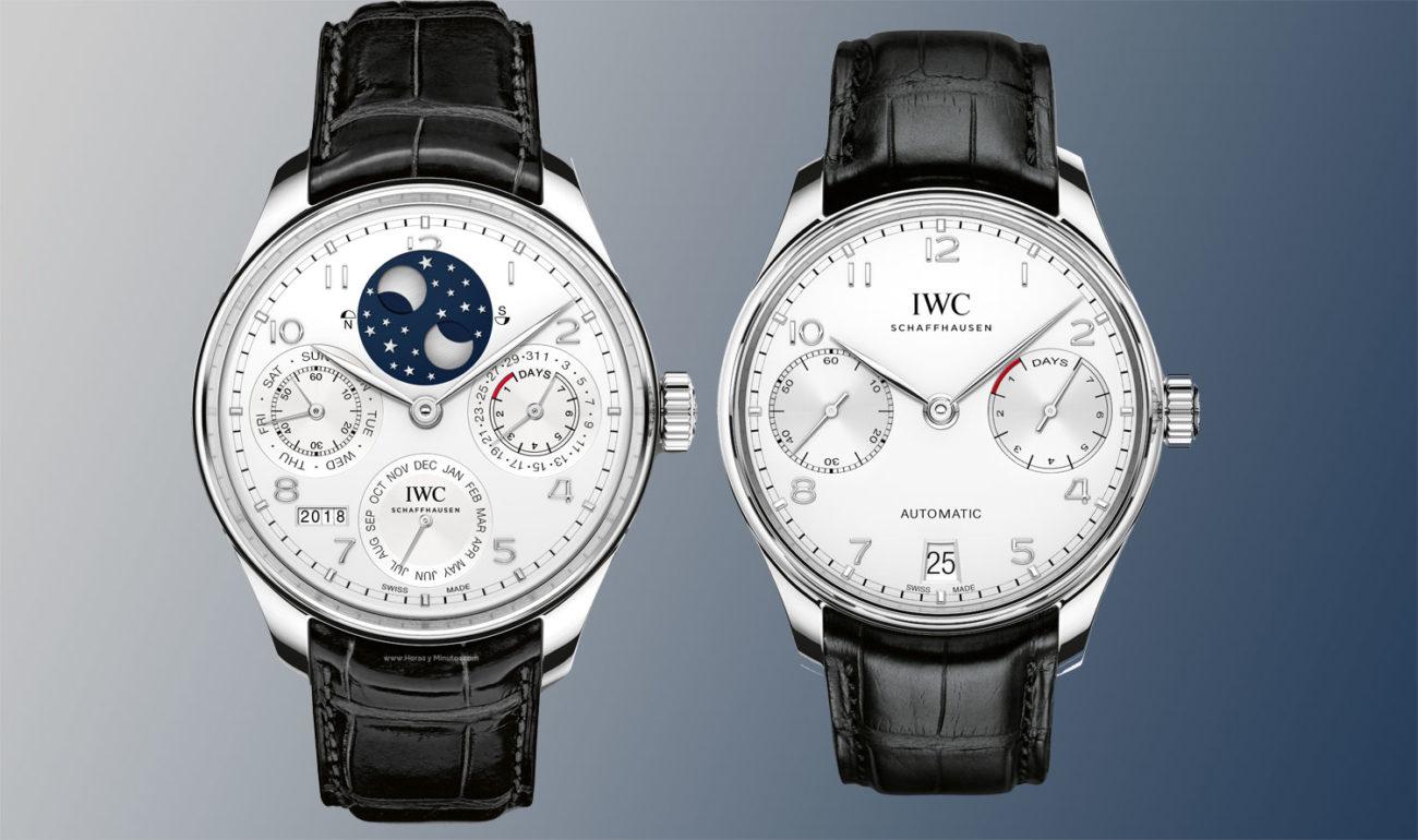 nuevos IWC Portugieser