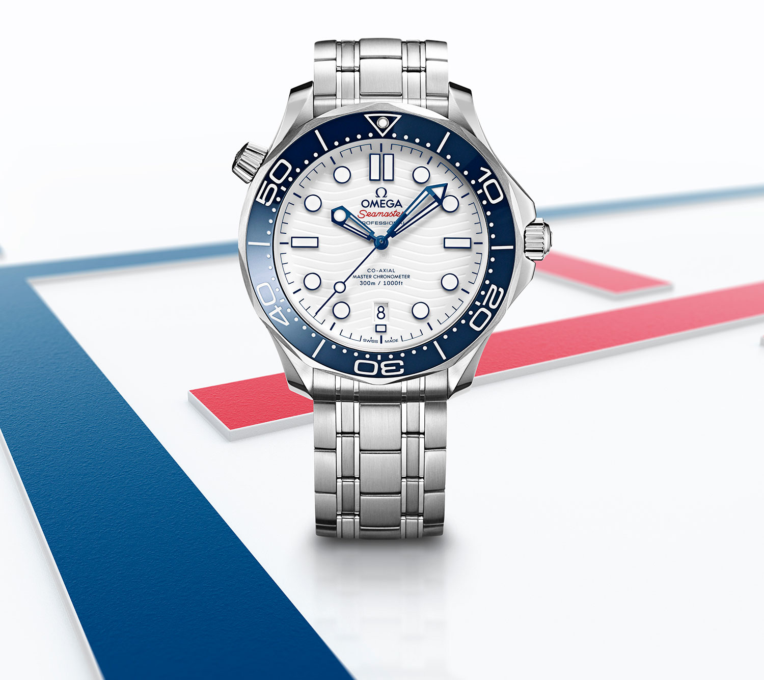 OMEGA Seamaster 300M Co-Axial Master Chronometer 42 mm
