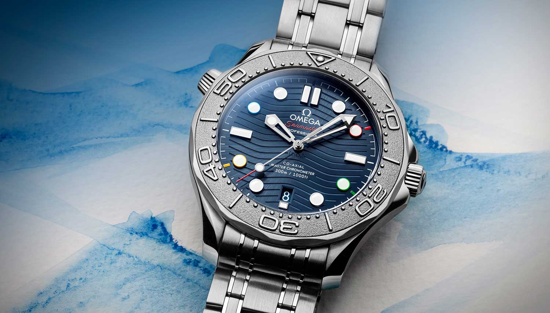 OMEGA Seamaster Diver 300M Beijing 2022