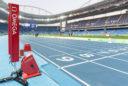 Columna de Photo-Finish de OMEGA para Atletismo
