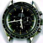 Recuperado 30 años después un Omega Speedmaster del Apolo VII