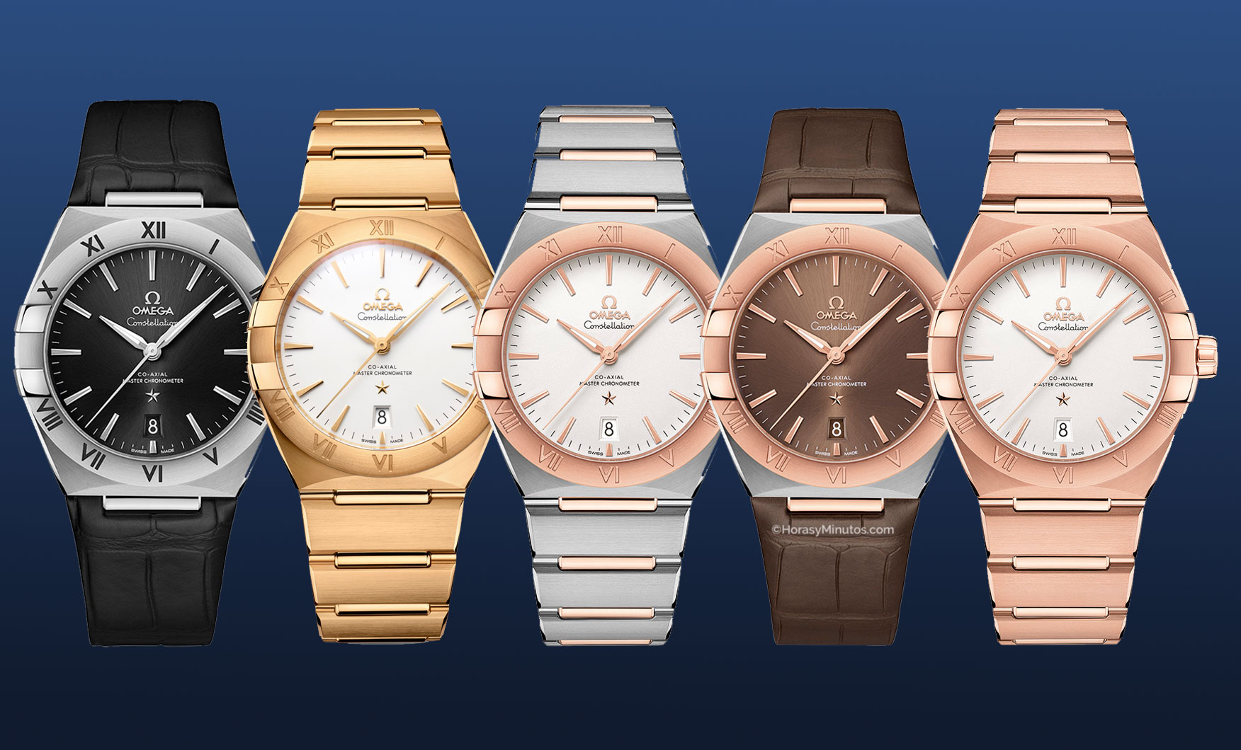 Omega Constellation Gent's