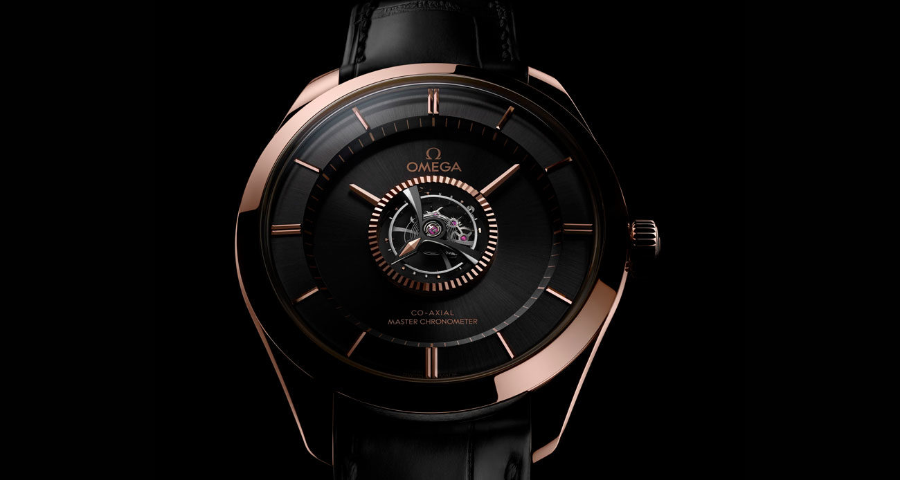 Omega De Ville Tourbillon Co-Axial Master Chronometer