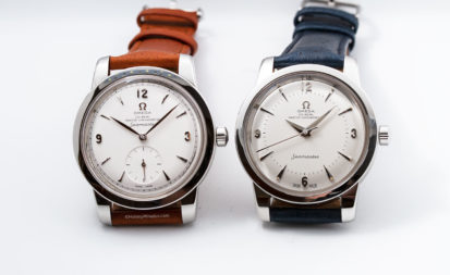 Omega Seamaster 1848 Limited Editions 70th Anniversary