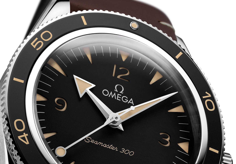 Esfera del Omega Seamaster 300 41 mm