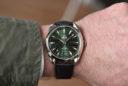 Así queda el Omega Seamaster Aqua Terra 150M Master Chronometer