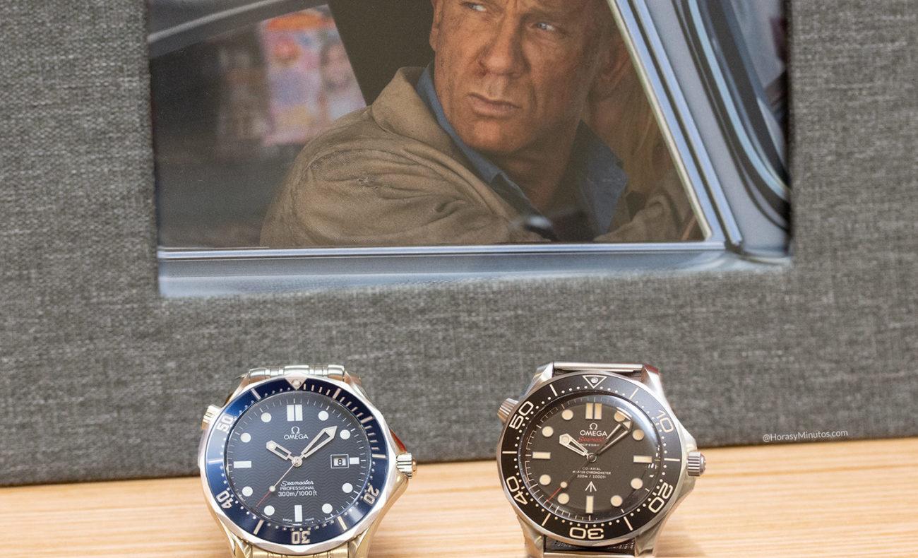 Omega Seamaster de James Bond