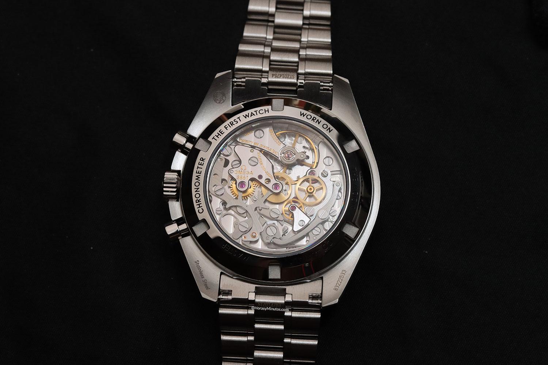 Calibre 3861 del Omega Speedmaster Moonwatch 2021