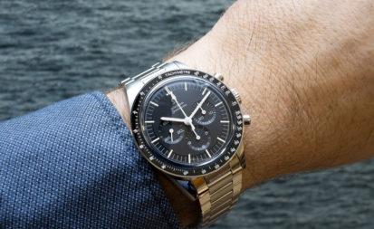 El Omega Speedmaster Moonwatch 321