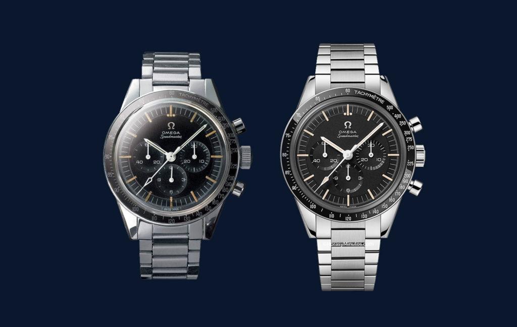 El reloj original de Ed White y el actual