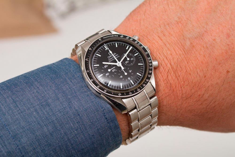 El Omega Speedmaster Moonwatch tiene una historia como ningún otro reloj. No sólo llegó a la Luna, sino que sigue siendo un cronógrafo excelente y elegante