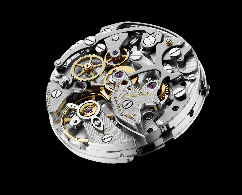 Calibre 1861 Omega Speedmaster Moonwatch