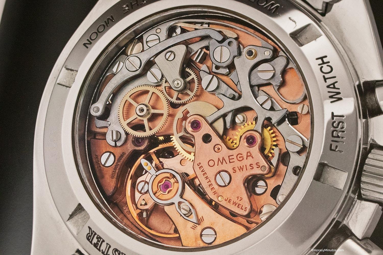 Omega Speedmaster Moonwatch calibre 863