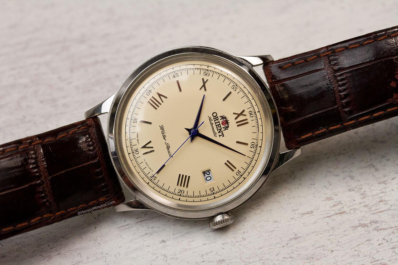 10 Relojes mecánicos por menos de 1000 euros. Orient Bambino