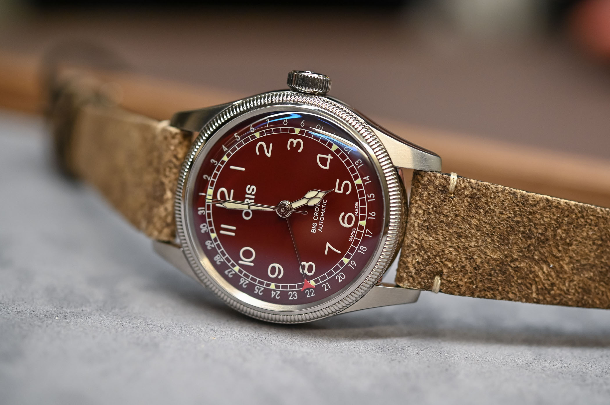 Oris Big Crown Pointer Date 40mm