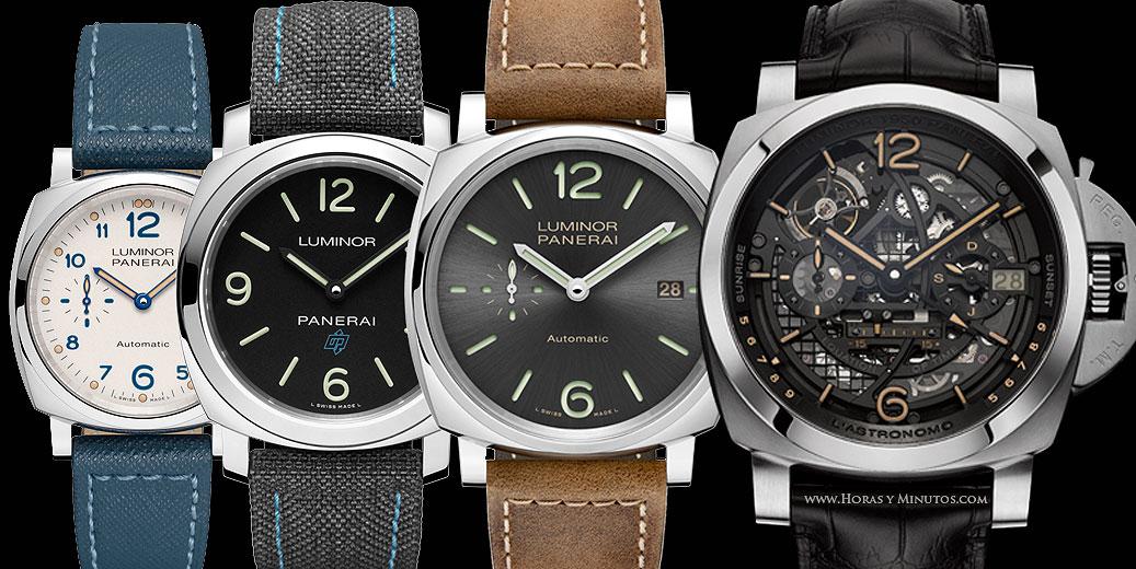 fa9572c2143c Desde luego ha sido de lo más comentado  la familia Panerai 2018 incluye el  lanzamiento de una serie de relojes de 38 mm de diámetro.