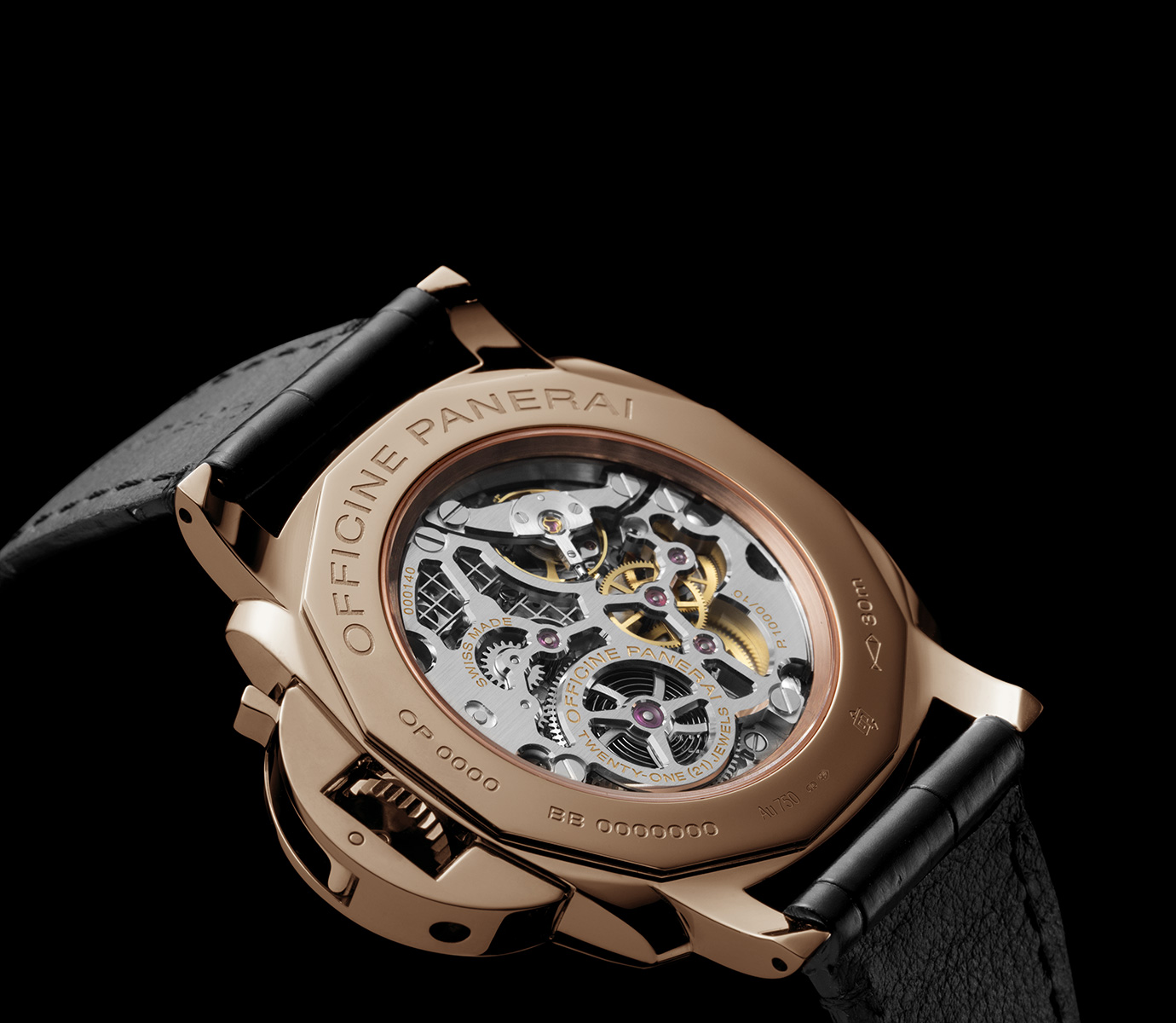 Panerai-Luminor-Due-3-Days-Oro-Rosso-42-mm-4-Horasyminutos