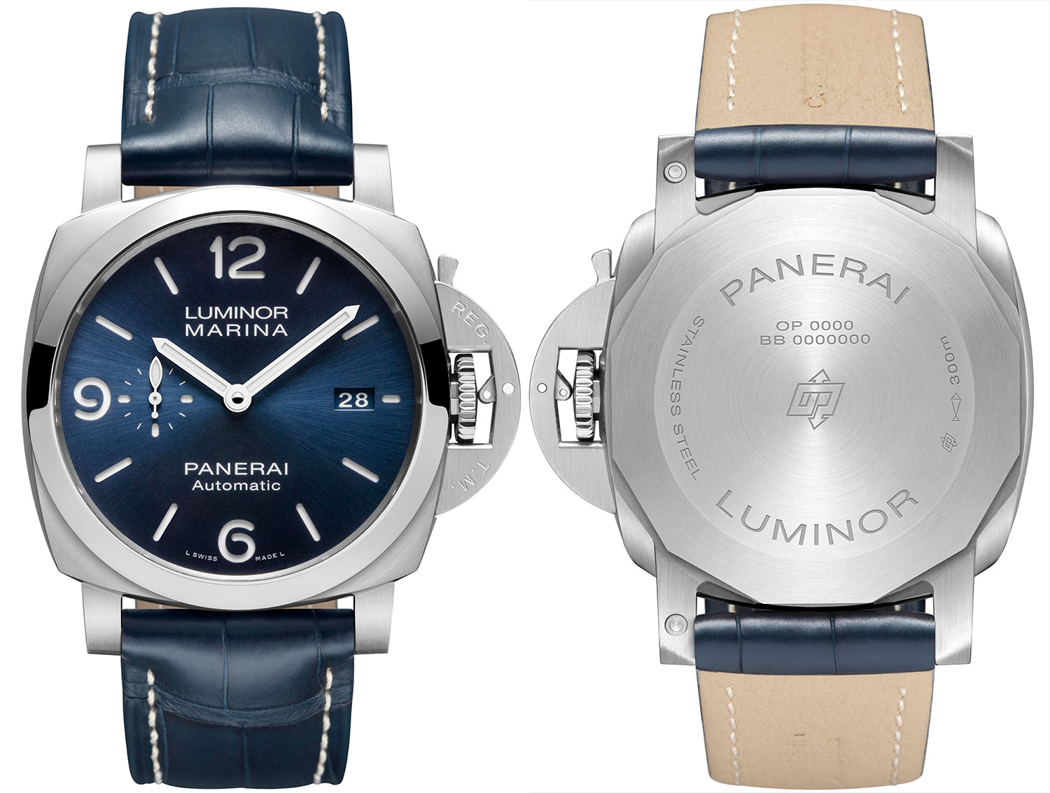 Panerai Luminor Marina 44m