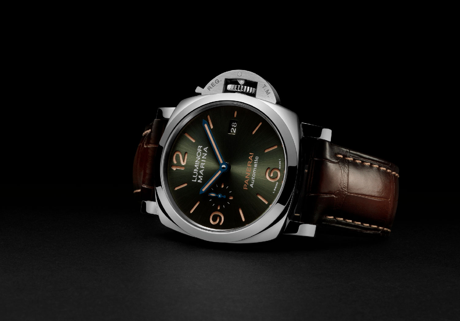 Panerai Platinumtech Luminor Marina