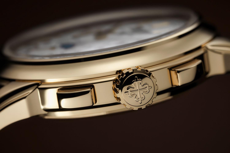 Perfil del Patek Philippe Perpetual Calendar Chronograph