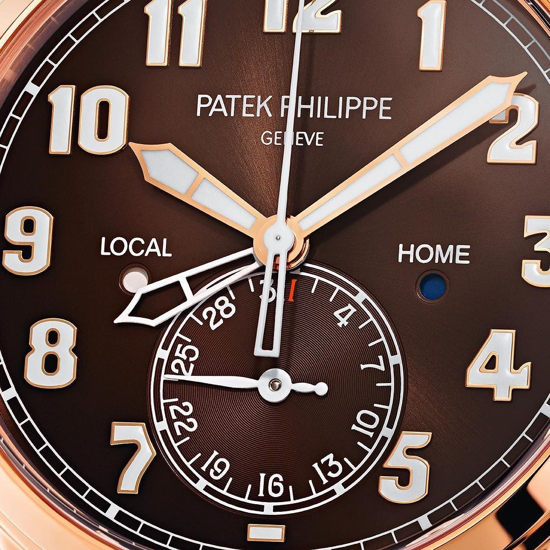 Patek Philippe 7234R Travel Time Automático